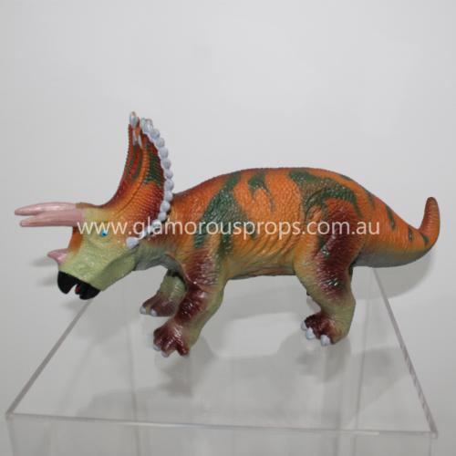 Rubber dinosaur
